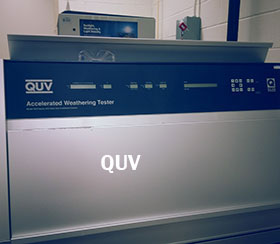 Quv Machine